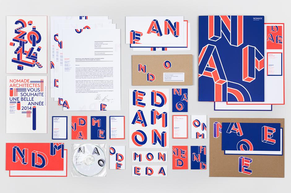 Pierre sponchiado design graphique paris for Architecture nomade